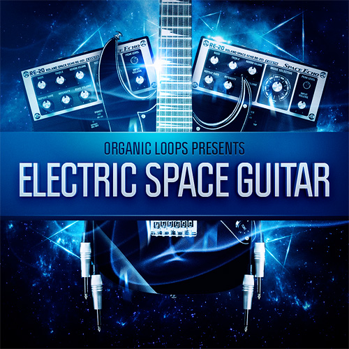 Electric Space Guitars by Yuvi Gerstein released by loopmasters