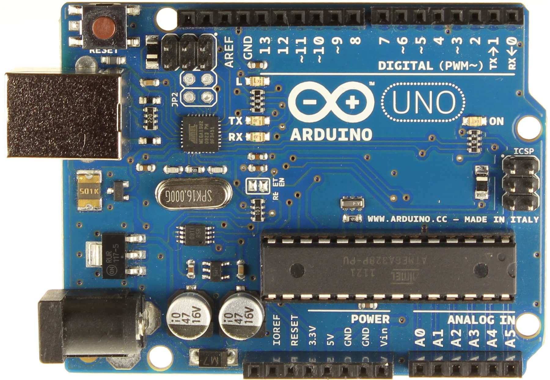Arduino Makers features GRIDI by Yuvi Gerstein
